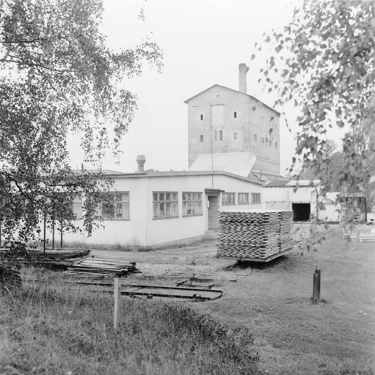 Industribyggnader i Tobo bruk