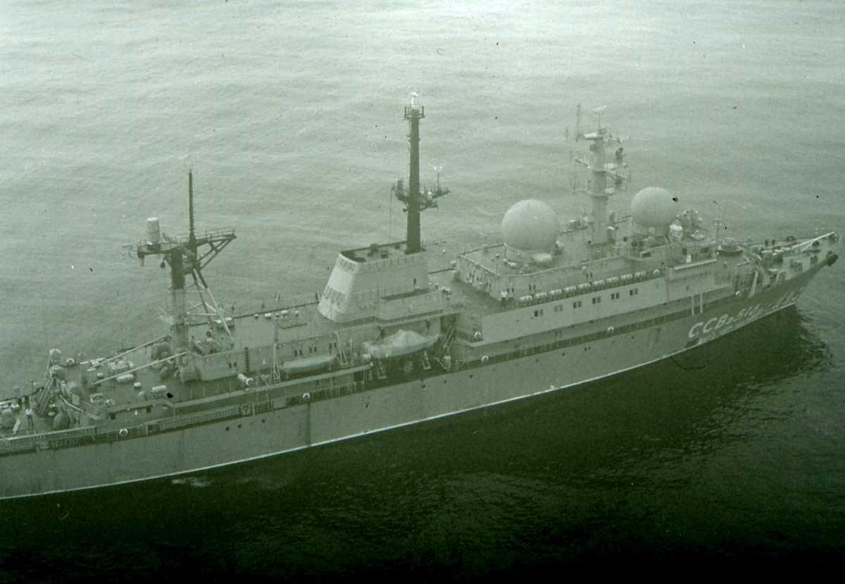 Russisk fartøy av Balzam - klassen med nr. SSV 516.