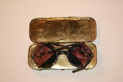 Briller m/brillehus