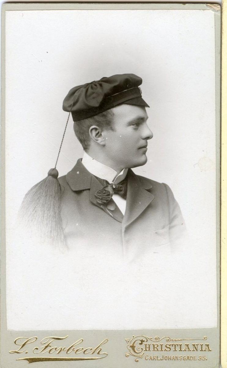 Portrett Halvor T.Tjønn