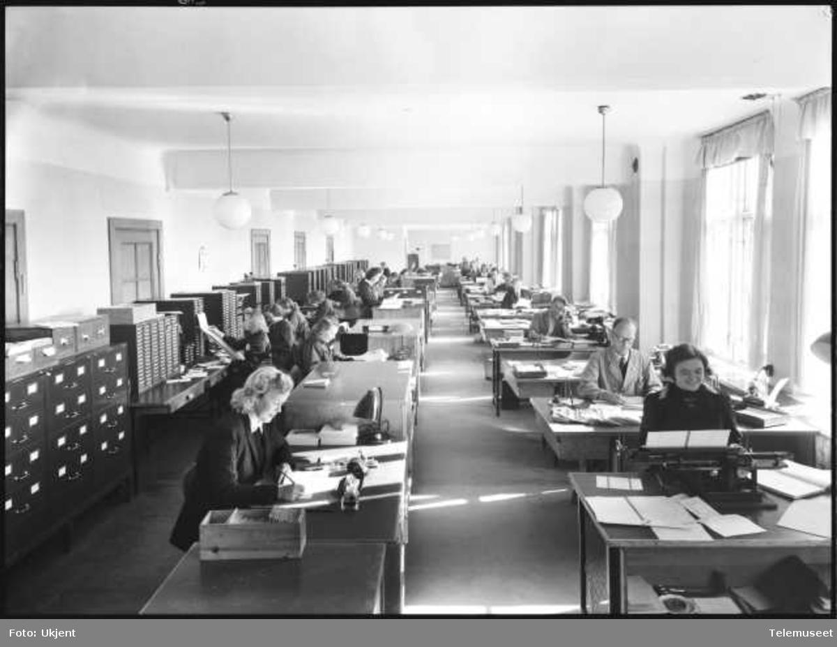 Elektrisk Bureau Kontor