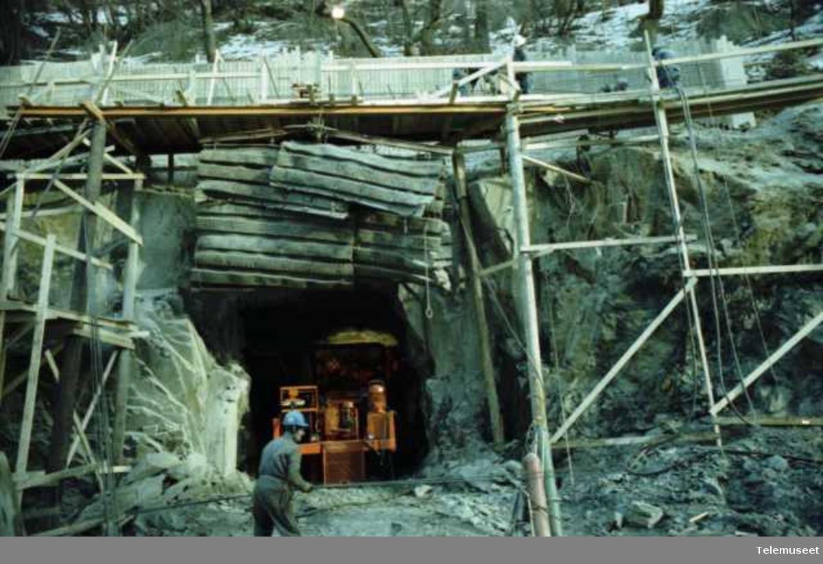 Fjellsikringsanlegg Bergen