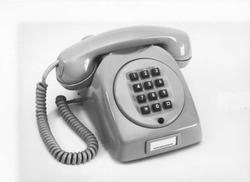 Telefonapparater, bordapparat 1975, Elektrisk Bureau