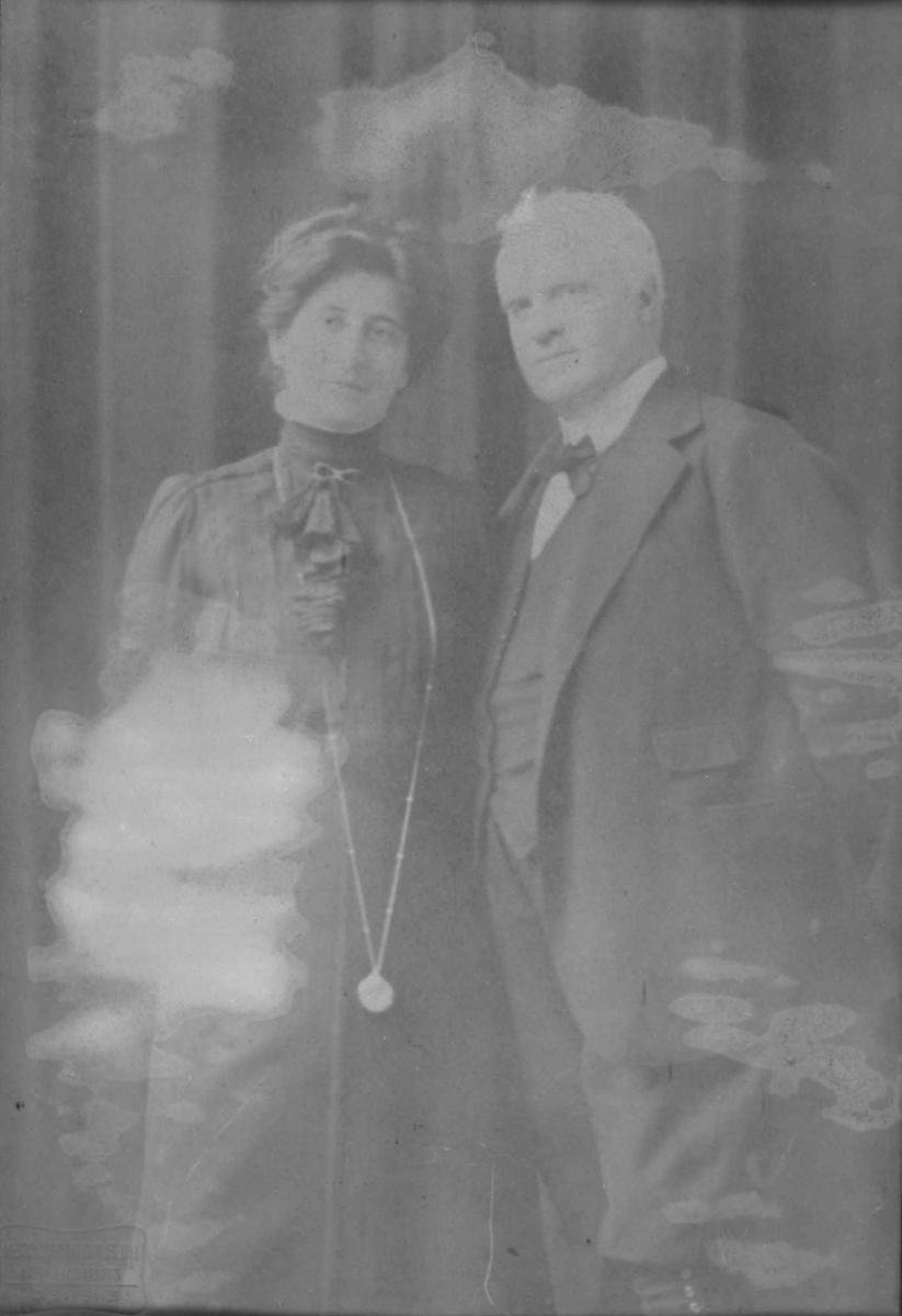 Bjørn Bjørnson, Eileen Bendix, repro,