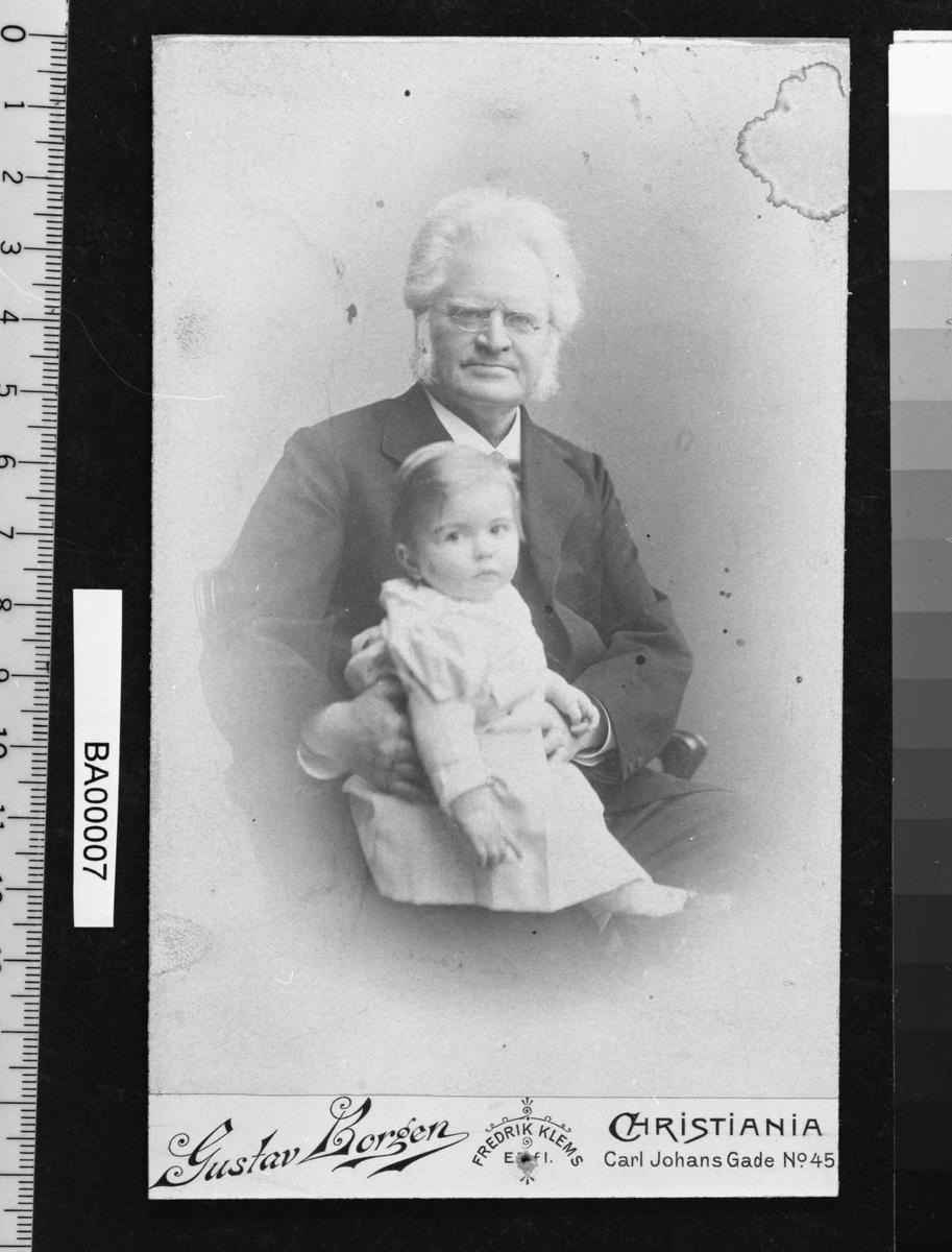 Bjørnstjerne Bjørnson, barnebarn,