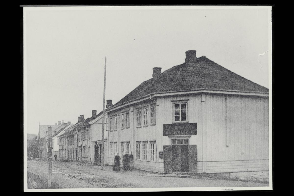 eksteriør, postkontor, 2600 Lillehammer, postkasse