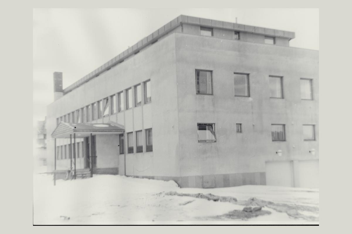 eksteriør, postkontor, 9950 Vardø
