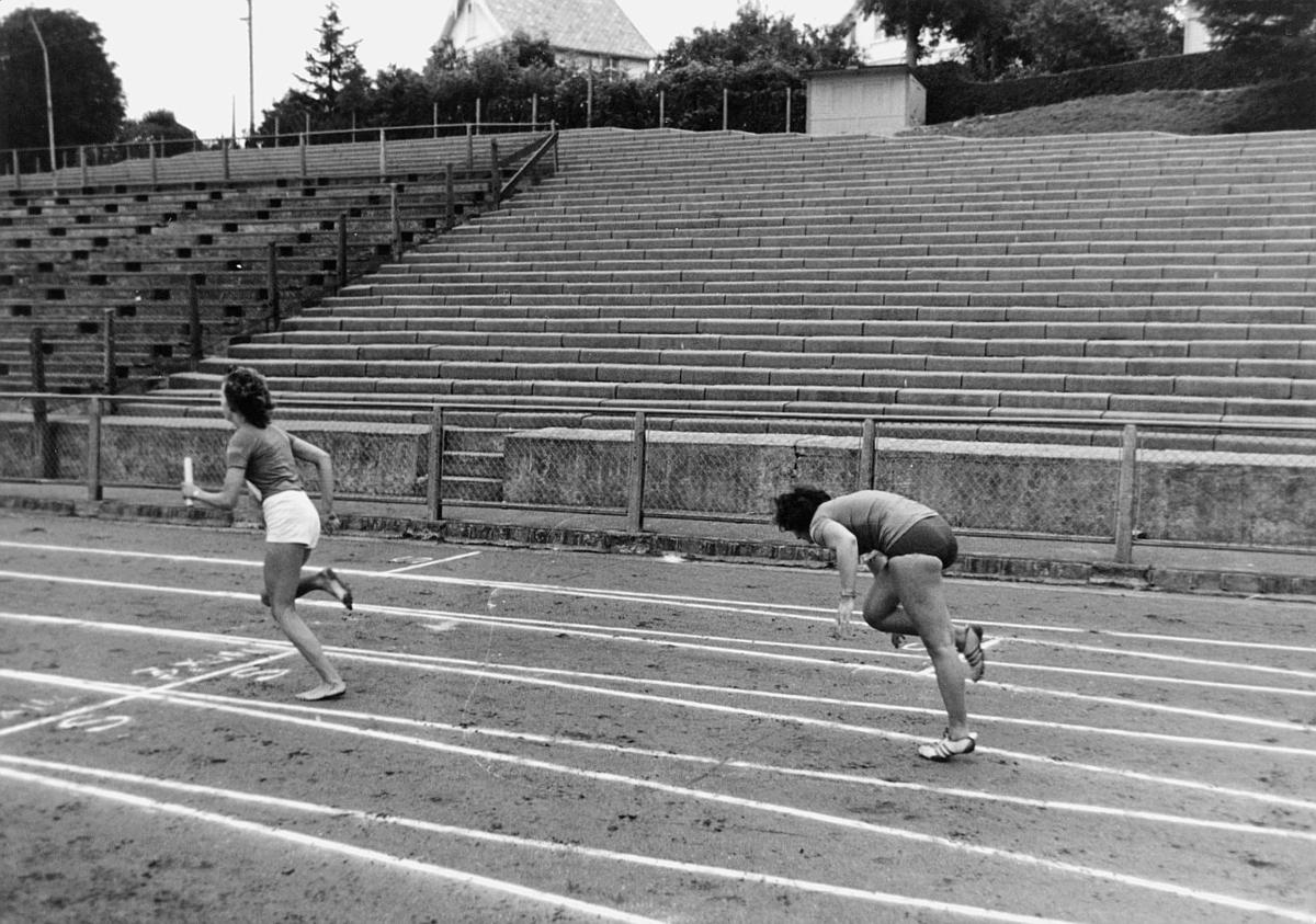 postidrett Haugesund, NM løp, 2 kvinner