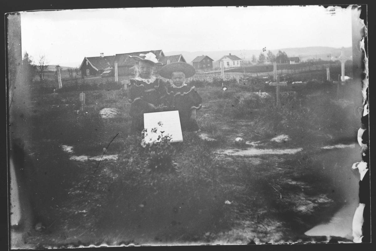 Stalsberghagen, kirkegårdsplassen Kamphus