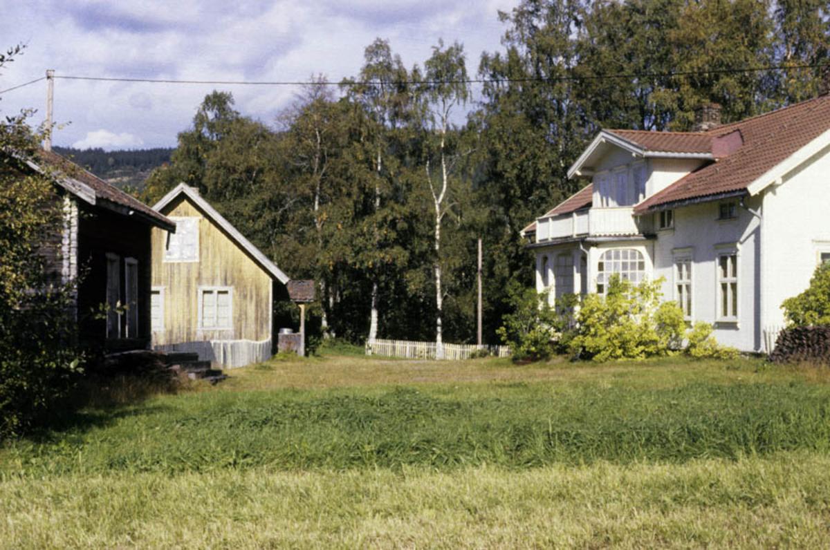 Molstad gård skyss-stasjon (Knaibakken)