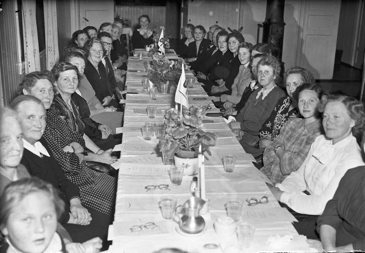Norske kvinners sanitetsforening. Olga Myrhus på bildet.