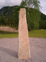 Kopi av runestein (Galtelandssteinen).