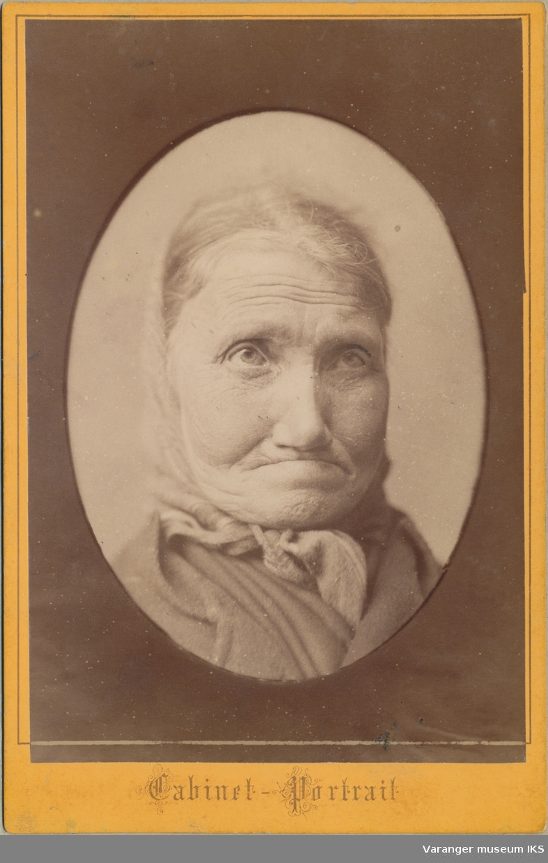 Portrett, Sara Budeie