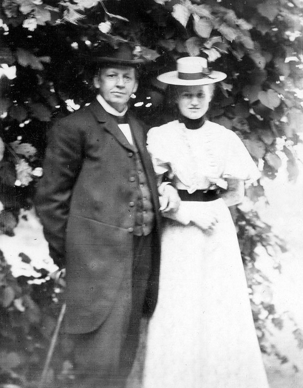 Mann og kvinne