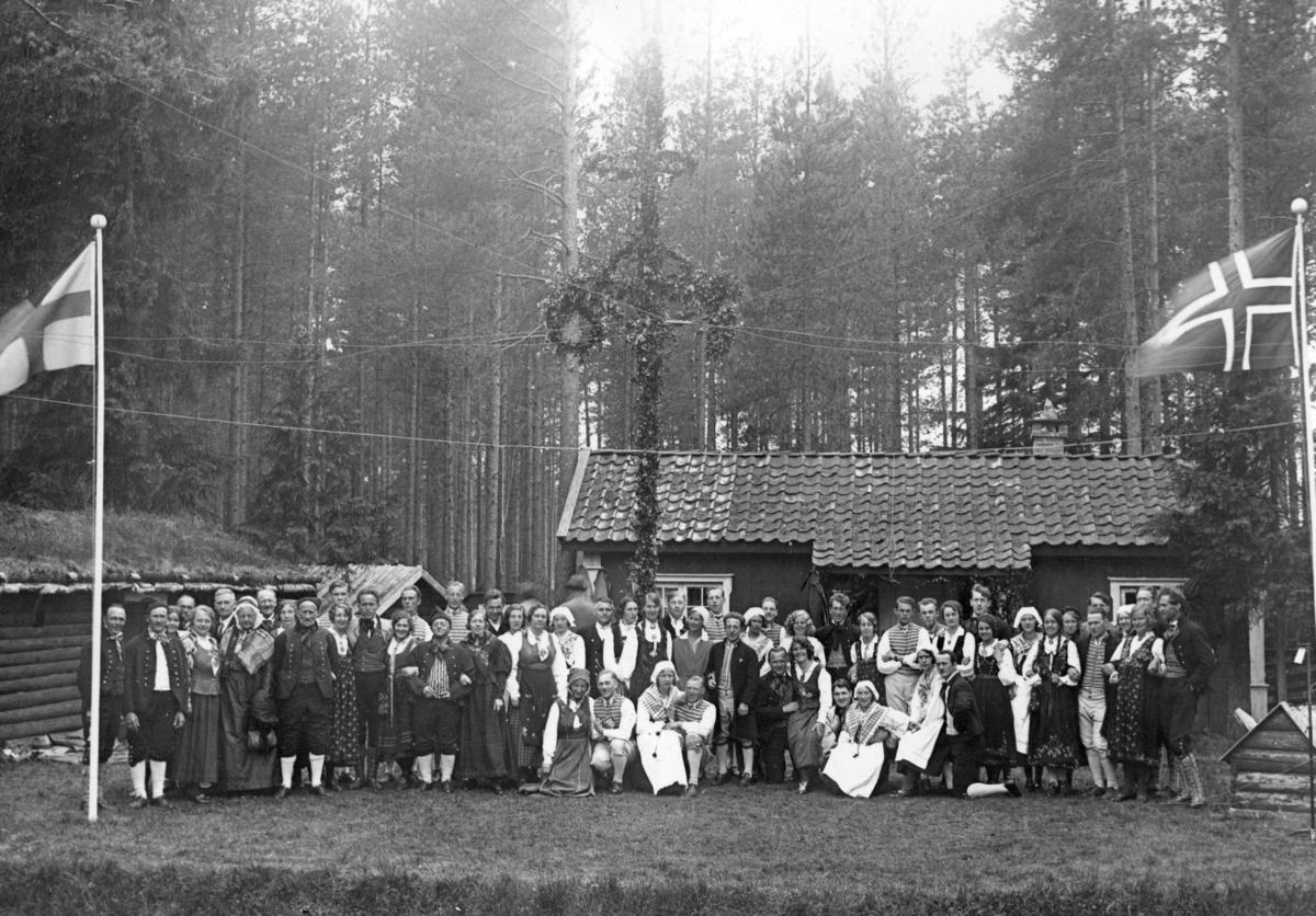 Norsk-Svensk midtsommerfest
