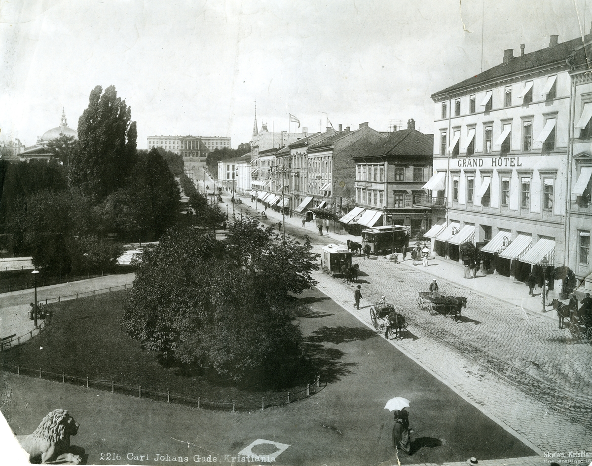 Carl Johans gate