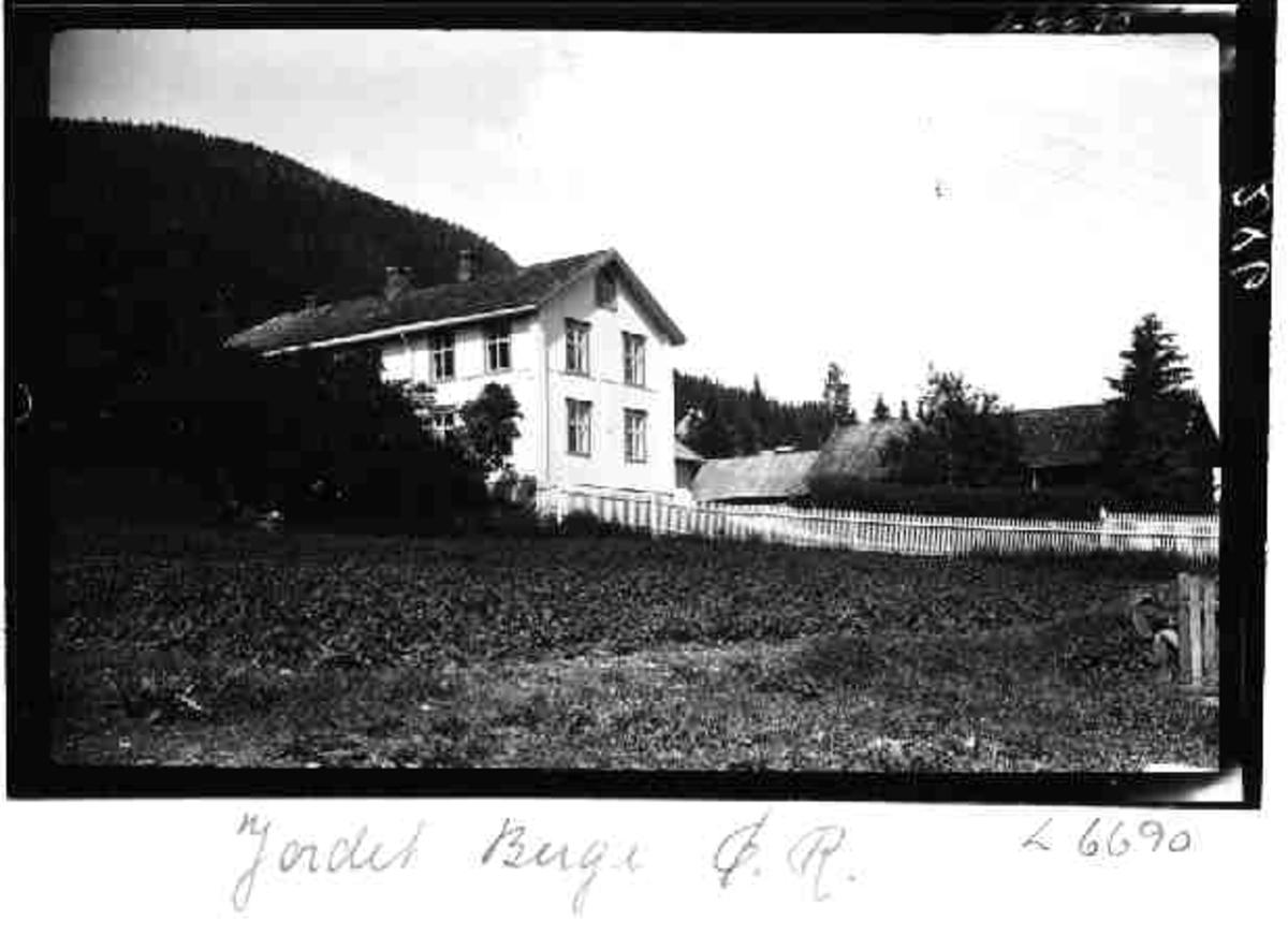 Jordet Berge, Øvre Rendal, Rendalen