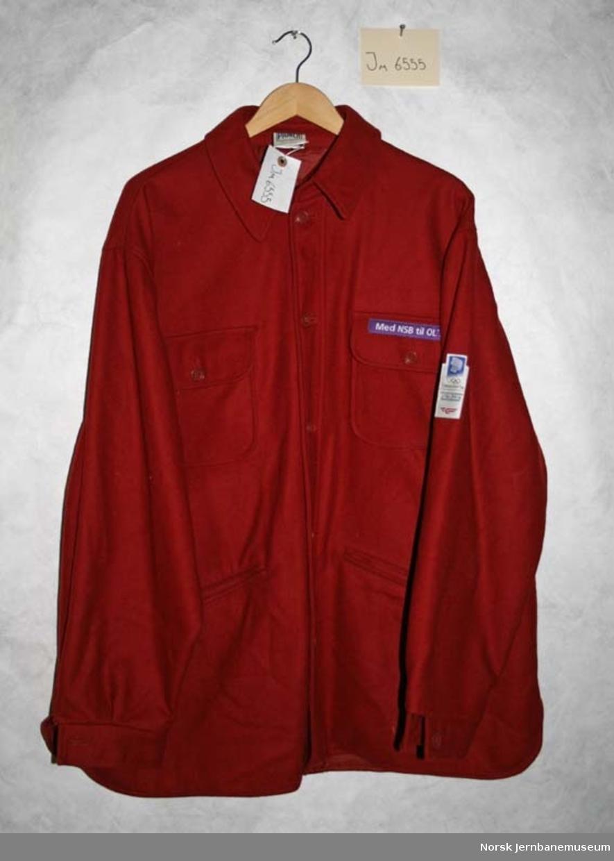 Uniformsjakke fra vinter-OL'94