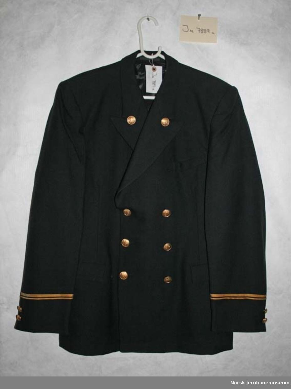 Uniformsjakke med vest
