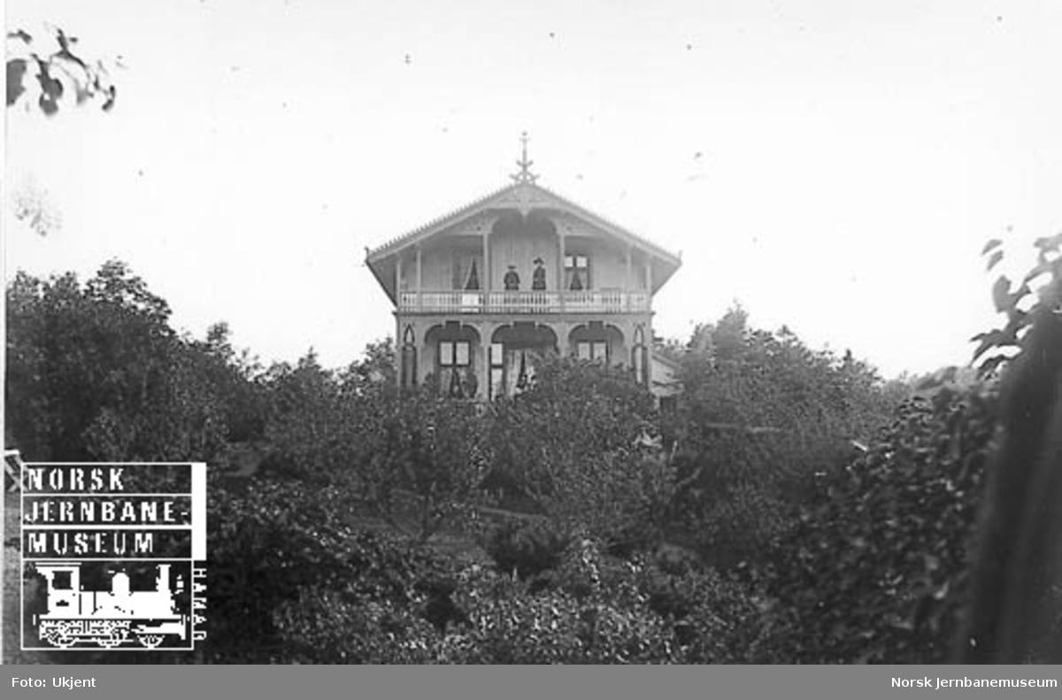 Ukjent villa