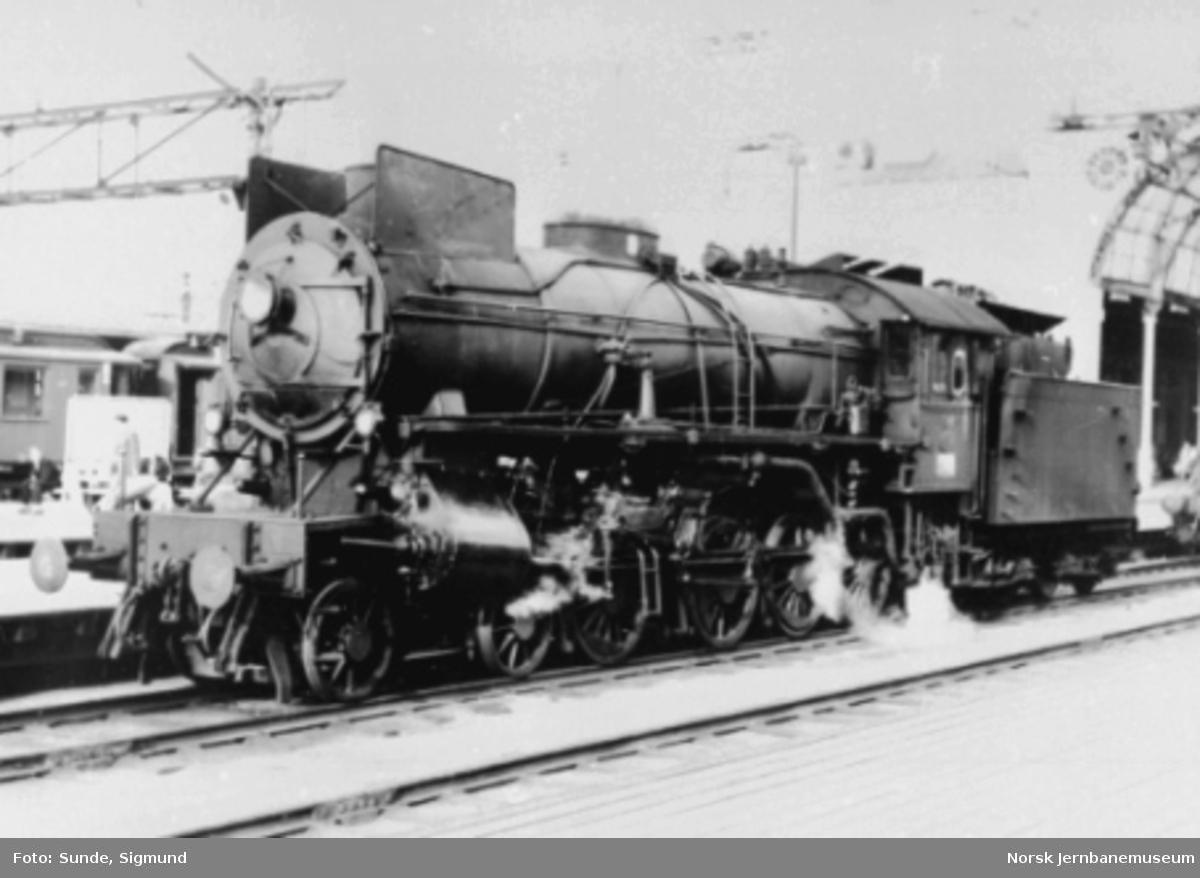 Damplokomotiv type 31a nr. 284