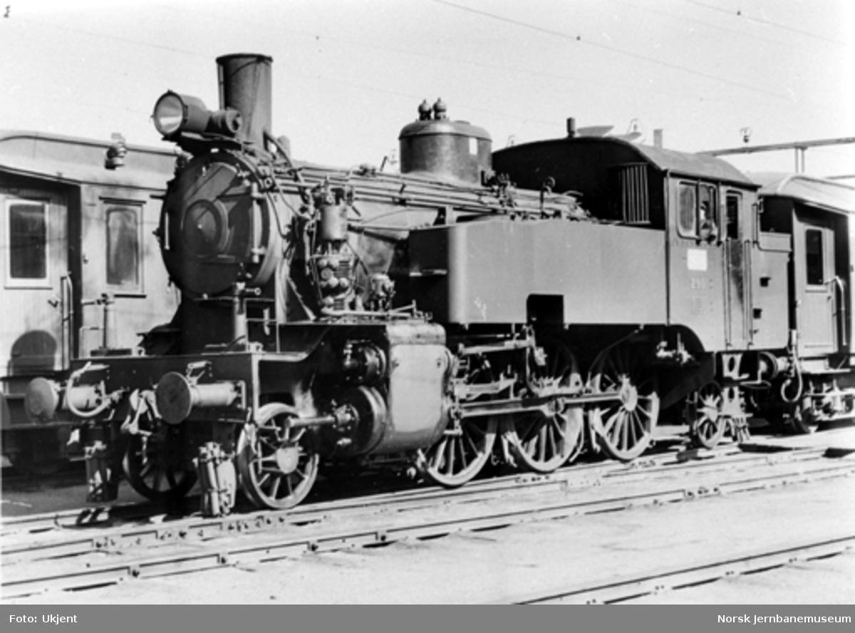 Damplokomotiv type 32a nr. 290
