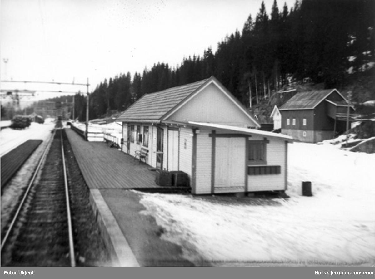 Bjørgeseter stasjon