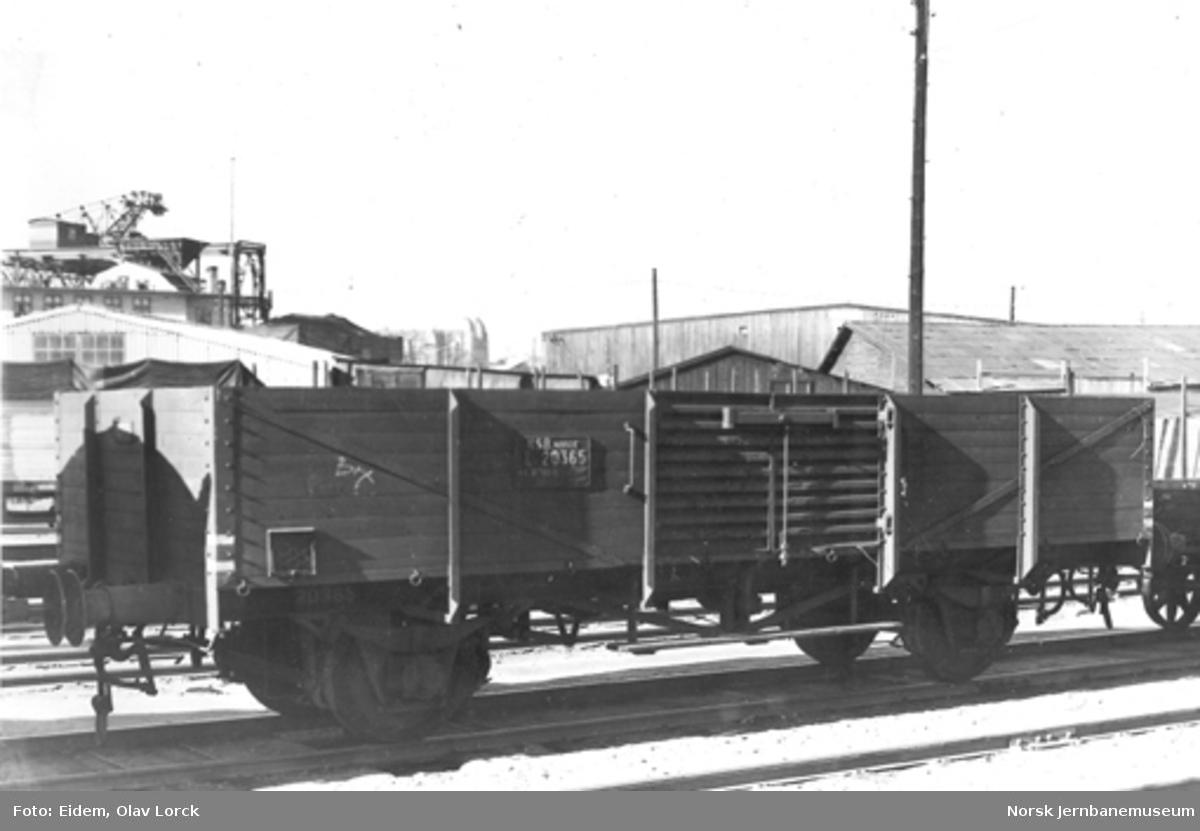 Kassevogn litra L4 nr. 20365