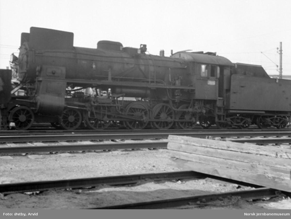 Damplokomotiv type 31b nr. 416