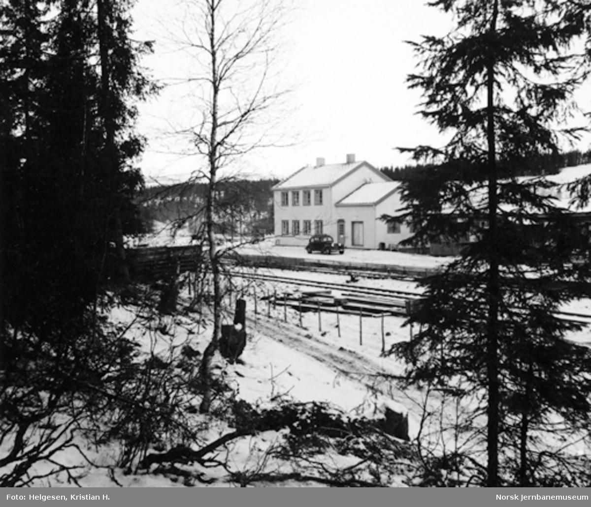 Grønfjelldal stasjon