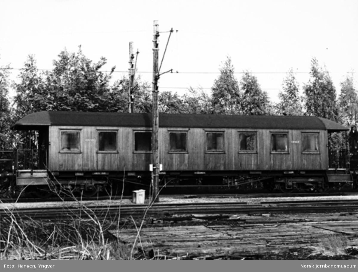 Mellomvogn for elektrisk motorvogn, litra B 65 nr. 18832