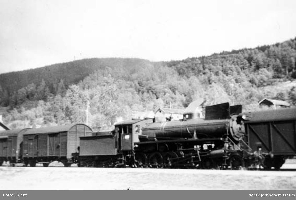 Damplokomotiv type 26a nr. 216